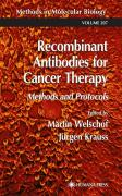 Recombinant Antibodies for Cancer Therapy: Methods and Protocols