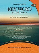 Hebrew-Greek Key Word Study Bible-NIV-Wide Margin