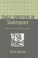 Tragic Conditions in Shakespeare: Disinheriting the Globe
