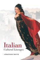 Italian Cultural Lineages