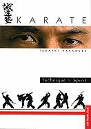 Karate: Technique and Spirit