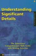 Understanding Significant Details: Introductory