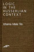 Logic in the Husserlian Context