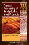 Thermal Processing of Ready-To-Eat Meat Products