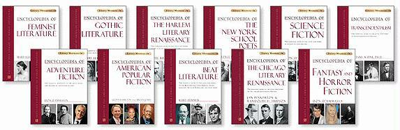 Literary Movements Set, 11-Volumes