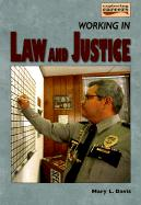 Working in Law and Justice