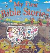 My First Bible Stories [With Magnet(s)]