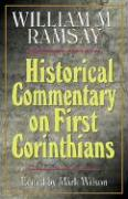 Historical Commentary on First Corinthians