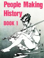 People Making History: Book 1
