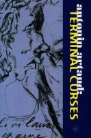 Artaud: Terminal Curses: The Notebooks, 1945-1948