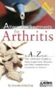 Alternative Treatments for Arthritis: An A to Z Guide