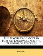 The Teaching of Modern Foreign Languages and the Training of Teachers