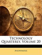 Technology Quarterly, Volume 20