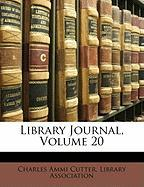 Library Journal, Volume 20