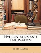 Hydrostatics and Pneumatics