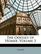 The Odyssey of Homer, Volume 3