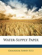 Water-Supply Paper
