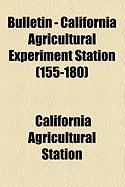 Bulletin - California Agricultural Experiment Station (155-180)