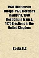 1970 Elections in Europe: Finnish Parliamentary Election, 1970,