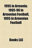 1995 in Armenia: 1995-96 in Armenian Football