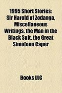 1995 Short Stories (Study Guide): Sir Harold of Zodanga