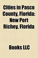 Cities in Pasco County, Florida: New Port Richey, Florida