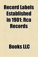 Record Labels Established in 1901: RCA Records