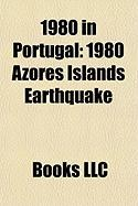 1980 in Portugal: 1980 Azores Islands Earthquake