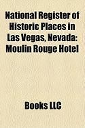 National Register of Historic Places in Las Vegas, Nevada: Moulin Rouge Hotel