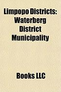 Limpopo Districts: Waterberg District Municipality