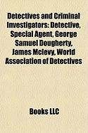 Detectives and Criminal Investigators: Special Agent