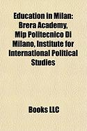 Education in Milan: Brera Academy