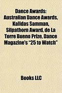 Dance Awards: Australian Dance Awards