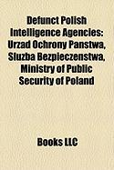 Defunct Polish Intelligence Agencies: Ministry of Public Security of Poland