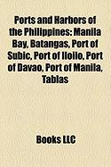 Ports and Harbors of the Philippines: Batangas