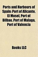 Ports and Harbours of Spain: Port of Alicante