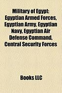 Military of Egypt: Egyptian Army