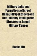 Military Units and Formations of Israel: Nahal