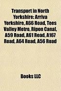 Transport in North Yorkshire: Arriva Yorkshire