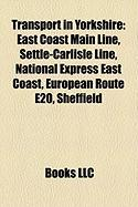 Transport in Yorkshire: East Coast Main Line