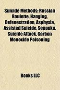 Suicide Methods: Suicide Attack