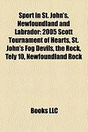 Sport in St. John's, Newfoundland and Labrador: 2005 Scott Tournament of Hearts