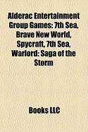 Alderac Entertainment Group Games: 7th Sea