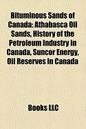 Bituminous Sands of Canada: Athabasca Oil Sands