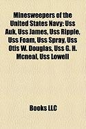 Minesweepers of the United States Navy: USS Auk