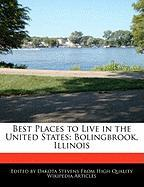 Best Places to Live in the United States: Bolingbrook, Illinois
