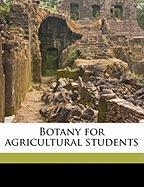 Botany for Agricultural Students