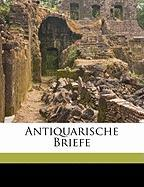 Antiquarische Briefe