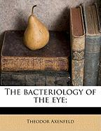 The Bacteriology of the Eye;