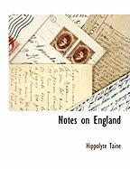 Notes on England